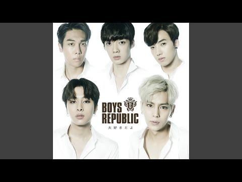 Boys Republic – Beginning