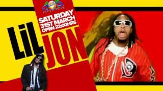 Lil Jon Marzo 31 2012