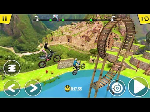 🥇 Trial Xtreme 4 #29 - RIVER lvl 10 ( Burning Bike in