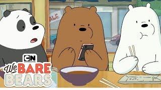 We Bare Bears | Cellie (Hindi) | Cartoon Network