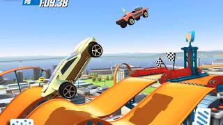 HOT WHEELS RACE OFF GAME / HOT WHEELS TRACK BUILDER / HOT WHEELS STUNT CARS Gameplay Android / iOS