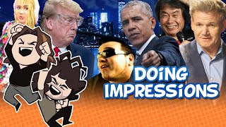 Game Grumps: Doing Impressions