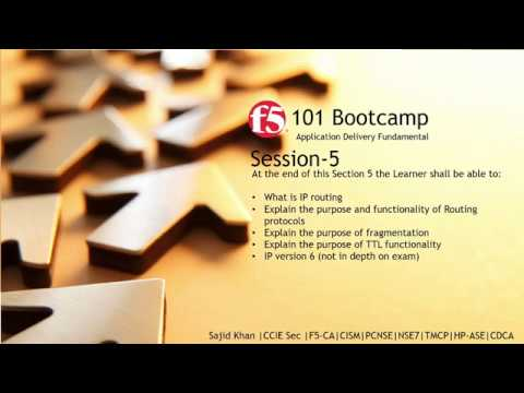 F5 101 LTM Exam Part 5 - YouTube