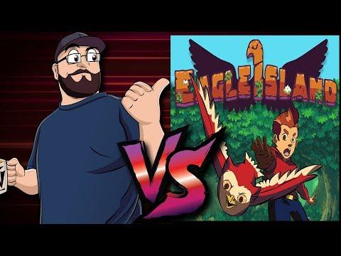 Johnny vs. Eagle Island