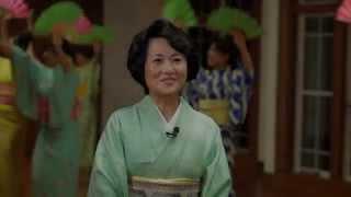 「京都おもてなしTV]京都観光おもてなし大使・岩崎裕美