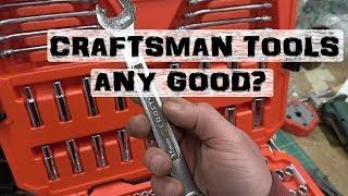 Chinese Craftsman tools vs. USA Craftsman?