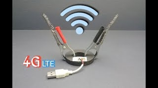 free internet wifi 100% / new idea free internet new technology for at home 2019