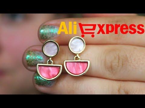 Бижутерия с Алиэкспресс - ожидание и реальность
