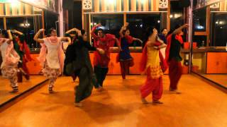 Jehri Kuri | Manak-E | Bhangra Dance by group of Ladies on Punjabi Song | Step2Step Dance Studio