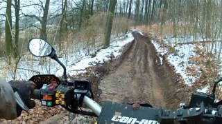 preview picture of video 'The Mud Movie, Freizeitpark Mammut, Offroadpark Stadtoldendorf'