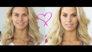 BEAUTIFUL Natural Make-Up on Model Natalie Roser!!!