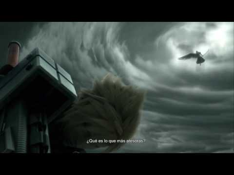 Final Fantasy VII Advent children Complete Cloud vs Sephiroth