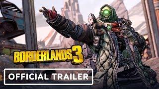 Borderlands 3 -  Official FL4K Character Trailer