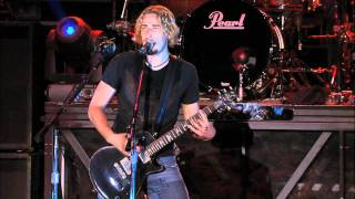 Nickelback - Savin' Me ( Live at Sturgis 2006 ) 720p