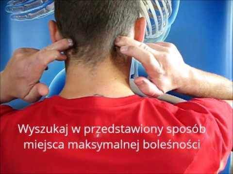 Osteochondroza szyjnego ulgę w bólu głowy