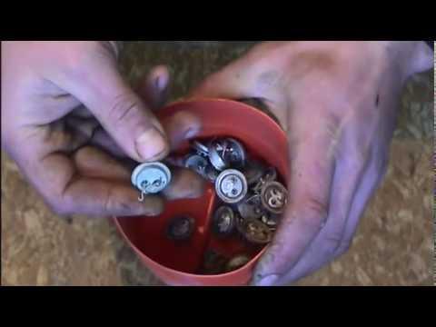 золото  под оловом транзистор П 701 вторая часть