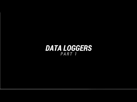 PART 1 DATA LOGGERS