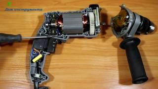 Дрель Алмаз АДУ-1300 от компании дом инструмента - видео