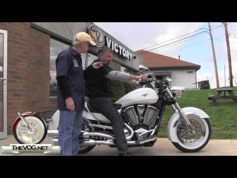 Victory Motorcycles - Witchdoctors Accessories and The Victory Boardwalk