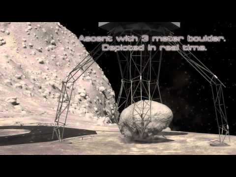 NASA Asteroid Redirect Mission concept