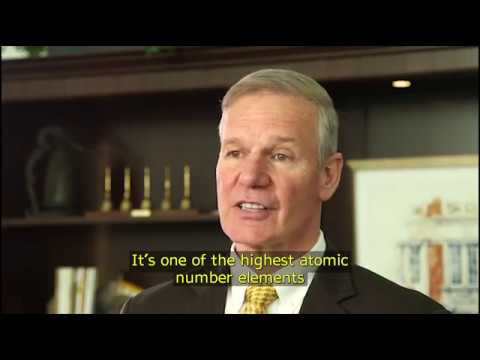President Bud Peterson's Favorite Element