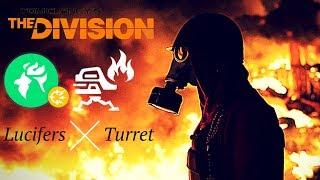 The Division (LUCIFERS TURRET) l 1.7 Firecrest 20k DMG Turret Build
