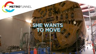 Breaking Ground: Moving our TBMs through Parkville Station