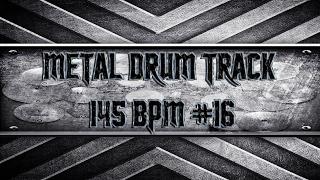 Bring Me The Horizon Style Metal Drum Track 145 BPM (HQ,HD)