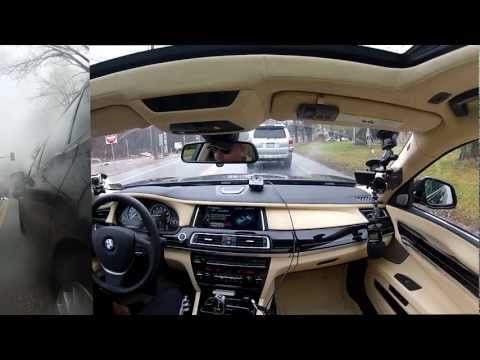Driving Review 2013 BMW 7 Series - 750Li XDrive - In Depth Test Drive