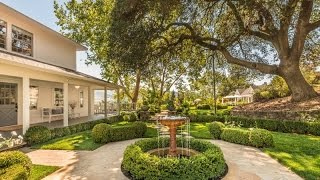 Rare Historic Home With Modern Amenities In Yountville, California