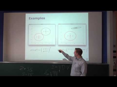 SLAM Course - 06 - Unscented Kalman Filter (2013/14; Cyrill ...