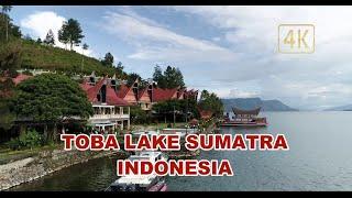 4K Toba Lake ( With Drone DJI Phantom 4 Pro)
