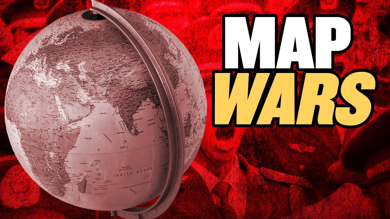 """""""Map Warfare"""": How Chinese Maps Have Infiltrated the World thumbnail"""