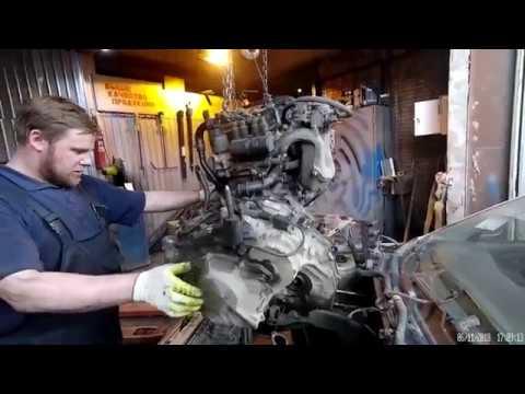 Фото к видео: Leganza 2.2 - Мелкий ремонт