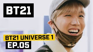 [BT21] Making of BT21 - EP.05