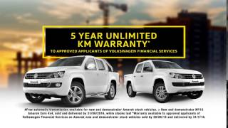 Hunter Volkswagen Commercial Vehicles Rutherford - Amarok Free Auto JUNE