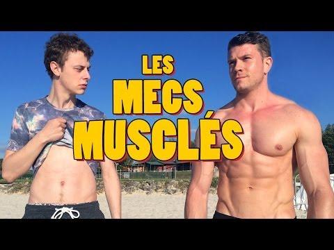 Si on peut siroter le muscle sous le bras
