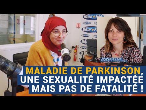 [AVS] Maladie de Parkinson, une sexualité impactée mais pas de fatalité ! - Nadia El Bouga et Emmanuelle Schmitt