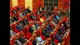 Kenyan MPs lead the nation in prayer, sing 'Amazing Grace' song
