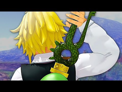 This Game Hurt My Expectations HARD (OFFLINE) The Seven Deadly Sins: Knights of Britannia GAMEPLAY