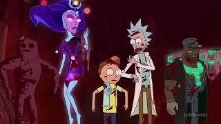 Rick And Morty - Vindicators Deaths