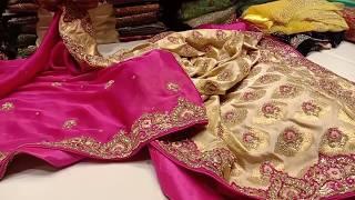POTHYS Designer Sarees/New Year New Arrival Saree Collection/Heavy Work Fancy Saree/freshtamil Vlogs