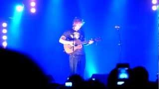 Ed Sheeran Uni Live Melkweg Amsterdam 12 3 2012 (2 55 MB