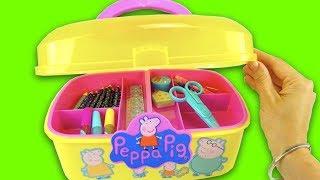Свинка Пеппа сборник видео для детей