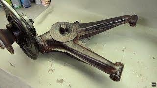 Tani sposób na zapobieganie rdzewieniu części podwozia! #101_Napraw