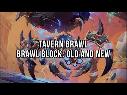 Tavern Brawl - Brawl Block: Old and New