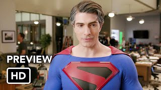 "Сериалы CW, DCTV Crisis on Infinite Earths Crossover Behind the Scenes: ""Raining Supermen"" (HD)"