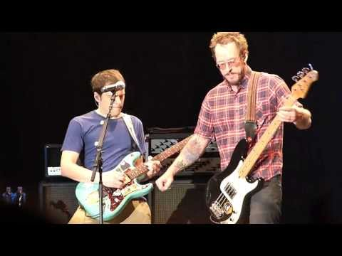 """The World Has Turned And Left Me Here"" (Live at Downsview Park, Toronto, 12 July 2013) - WEEZER"