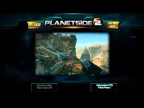 Planetside 2 - News Board #2 - Oct 29, 2013