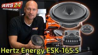 neue Lautsprecher fürs Auto | REVIEW | Hertz ESK165.5 & ESK165L.5